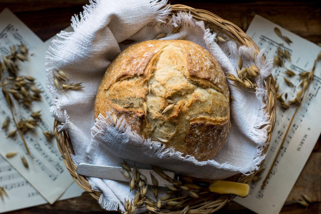 turmemic bread