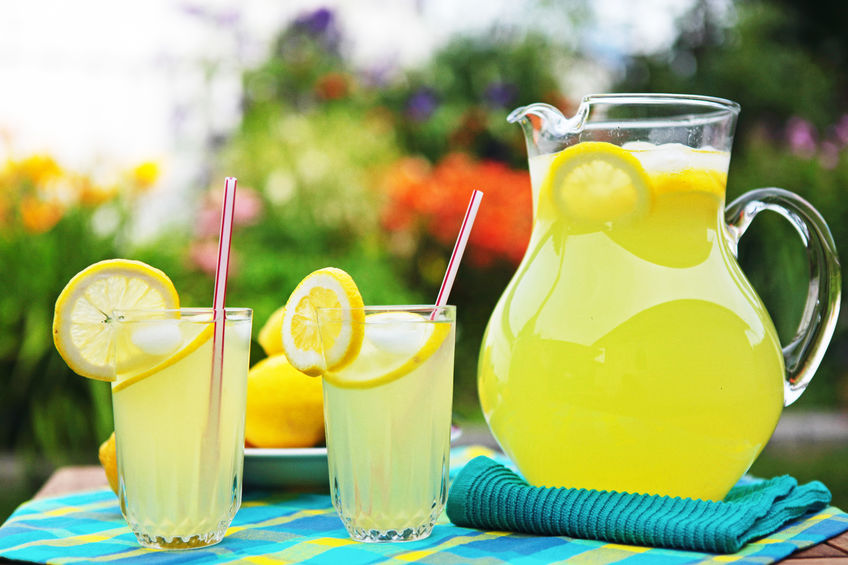 juice with vitamin c