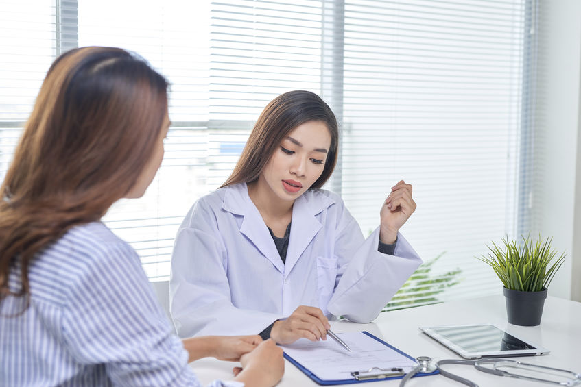 girl on a medical date