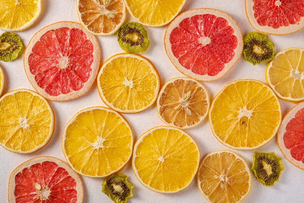 Foods with Vitamin C